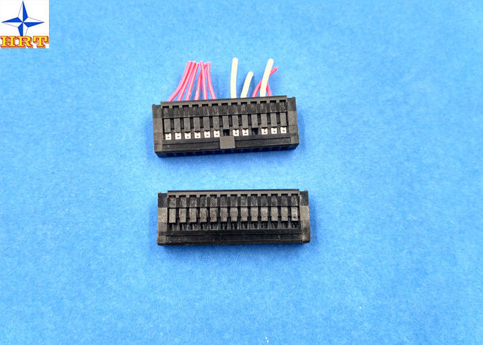 2.54mm pitch RA connector Equivalent I/O connectors Wire to Board ...