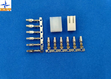 Cina Wire Connector Terminals Pitch 3.96mm With Brass / Phosphor Bronze Contact for Molex 3069 Housing pabrik