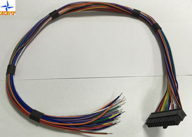 Cina Discrete Wire Harness Assembly 3.0mm Pitch Micro-Fit 3.0 Sistem Connector pabrik